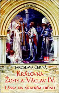 Obrázok Královna Žofie a Václav IV.