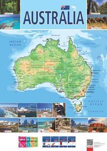 Obrázok Australia Mapa