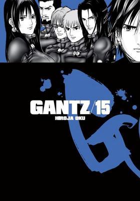Obrázok Gantz 15
