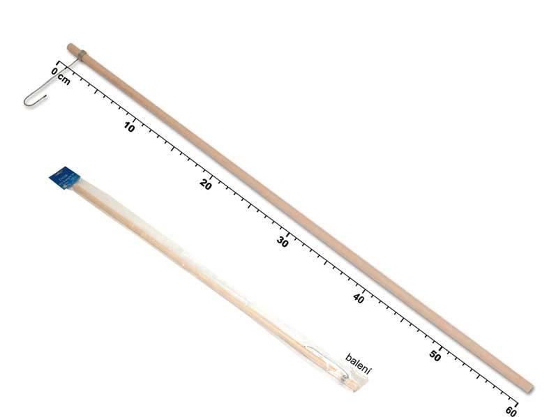 Držák na lampión MFP 60cm dřevěný