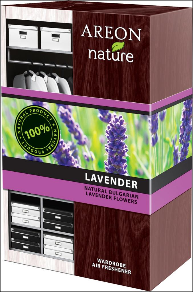 AREON NATURE PREMIUM Lavender