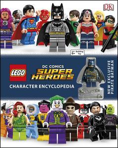 Obrázok LEGO DC Super Heroes Character Encyclopedia