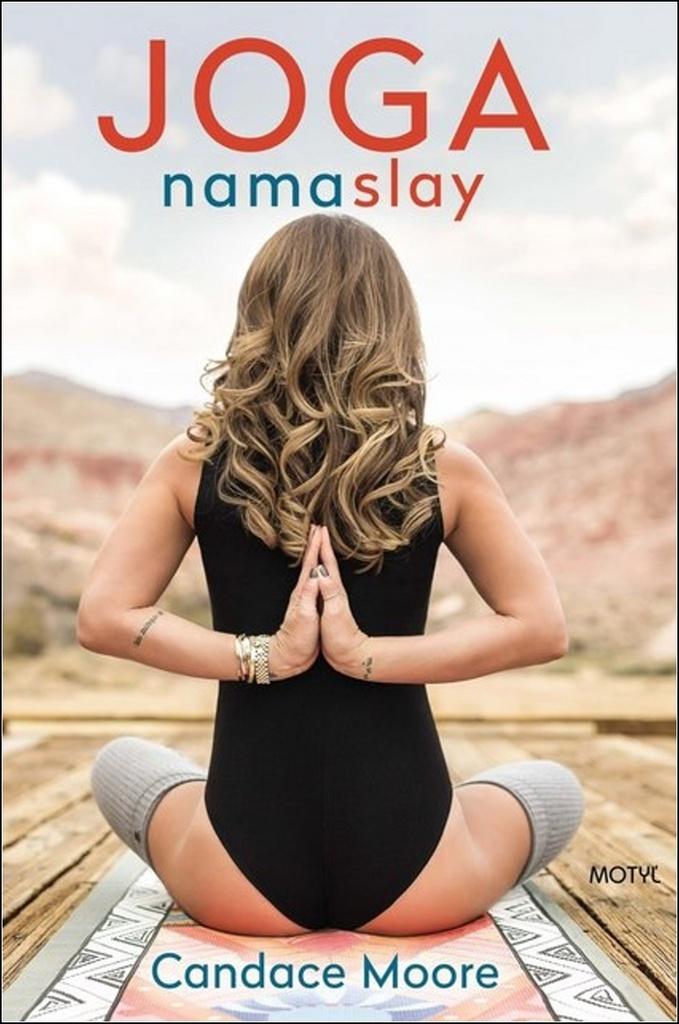 Joga Namaslay - Candace Moore