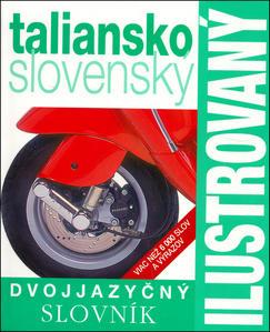 Obrázok Ilustrovaný dvojjazyčný slovník taliansko slovenský
