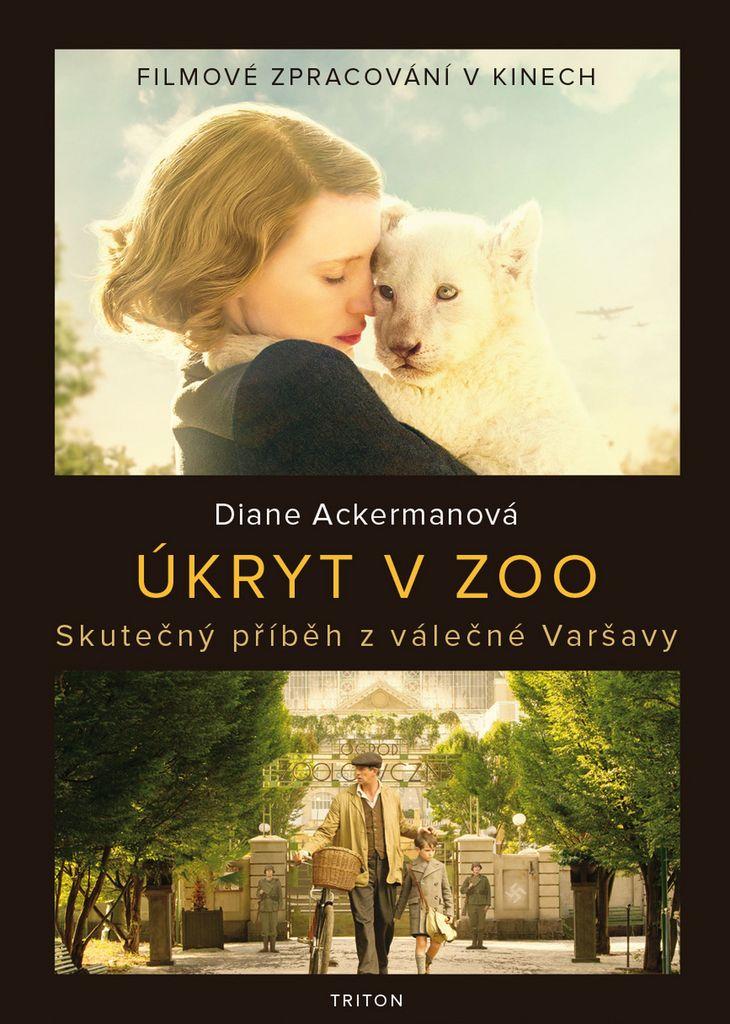 Úkryt v zoo - Diane Ackerman