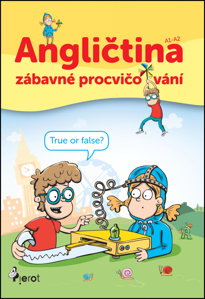 Angličtina procvičování A1-B1 - Peter Nitsche