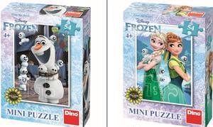 Obrázok Puzzle mini Disney pohádky
