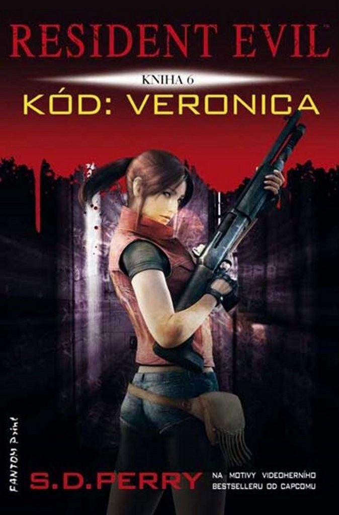Resident Evil Kód: Veronica - S.D. Perry
