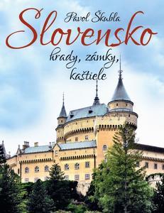 Obrázok Slovensko hrady, zámky, kaštiele