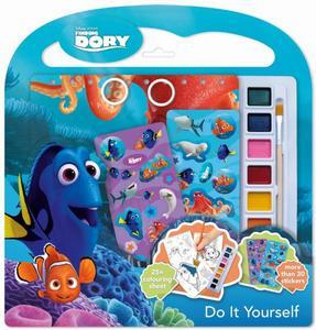 Obrázok Vytvor si svoj blok Hľadá sa Dory