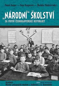 Obrázok Národní školství za první Československé republiky