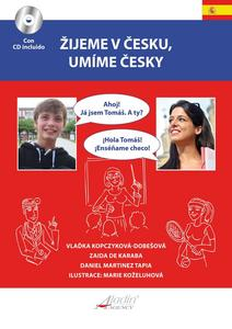 Obrázok Žijeme v Česku, umíme česky Španělština