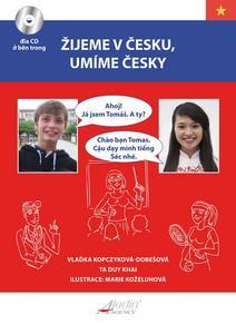 Obrázok Žijeme v Česku, umíme česky Vietnamština