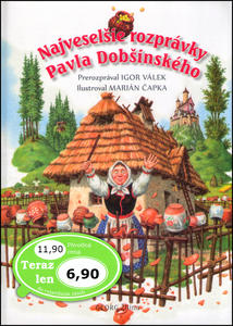 Obrázok Najveselšie rozprávky Pavla Dobšinského
