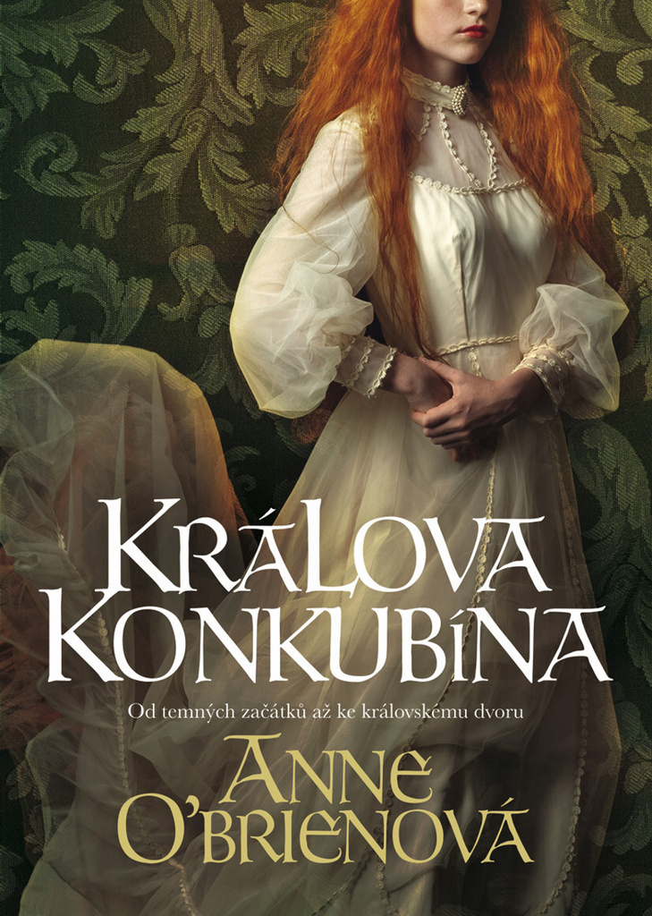 BB ART Králova konkubína - Anne O´Brien