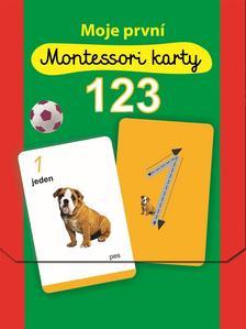 Obrázok Moje první Montessori karty 123