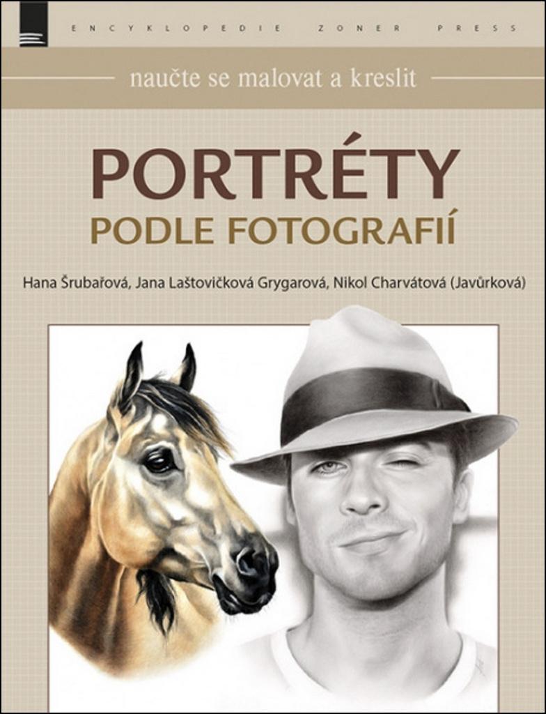 Portréty podle fotografií - Hana Šrubařová, Jana Grygarová-Laštovičková, Nikol Charvátová
