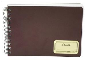 Obrázok Skicák RETRO A5, čistý, 50 listů