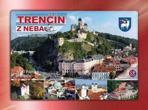Obrázok Trenčín z neba