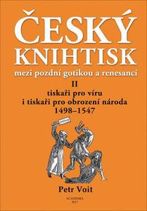 Obrázok Český knihtisk mezi pozdní gotikou a renesancí II