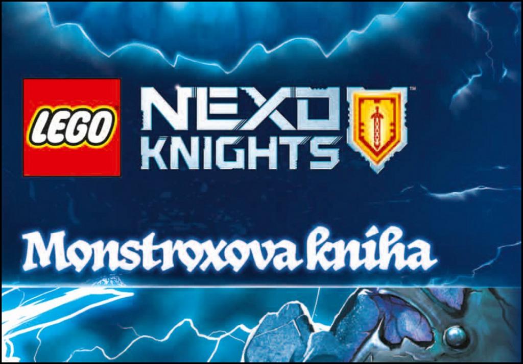 LEGO® NEXO KNIGHTS Monstroxova kniha