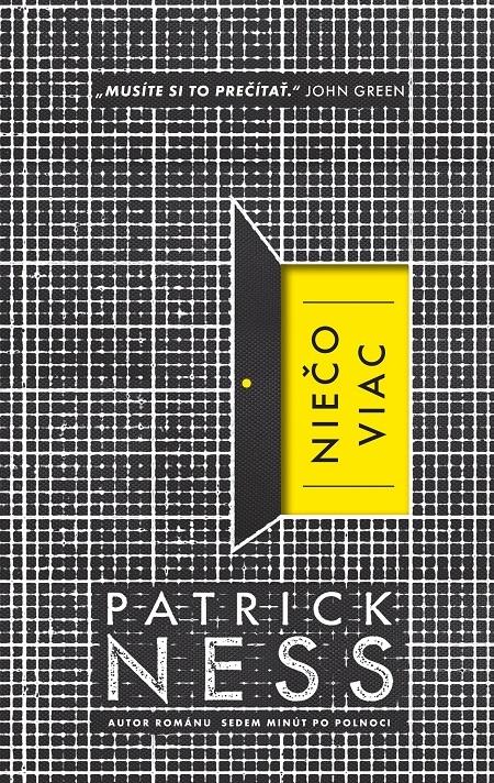 Niečo viac - Patrick Ness
