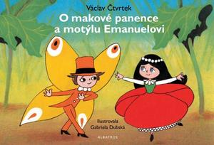 Obrázok O makové panence a motýlu Emanuelovi