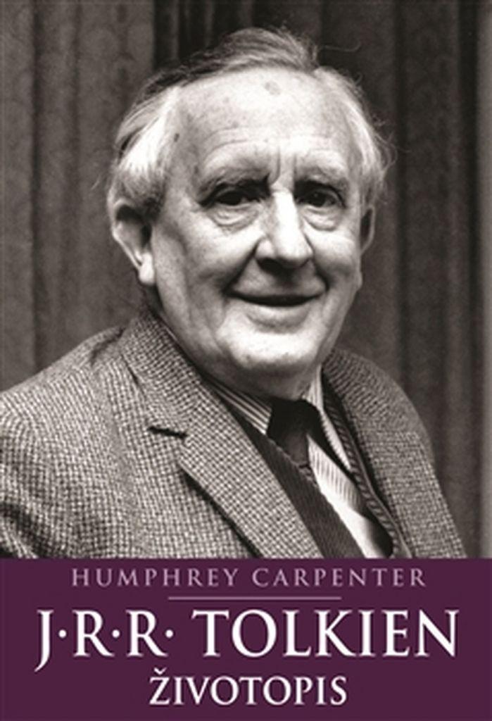 J.R.R. Tolkien Životopis - Humphrey Carpenter