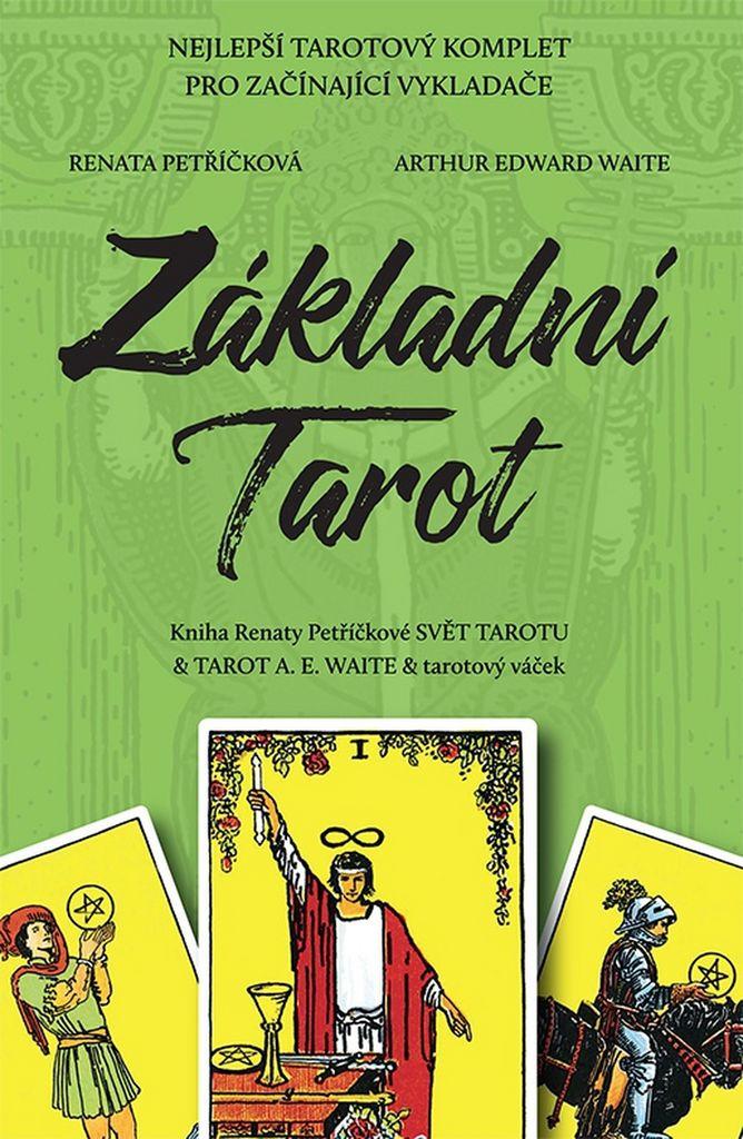 Základní Tarot - Arthur Edward Waite, Renata Petříčková