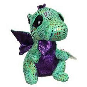 Obrázok Beanie Boos Cinder zelený drak 15 cm