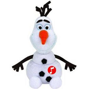 Obrázok Beanie Babies Disney Olaf sněhulák 15 cm