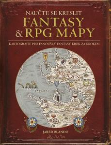 Obrázok Naučte se kreslit fantasy a RPG mapy