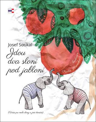 Obrázok Jdou dva sloni pod jabloní