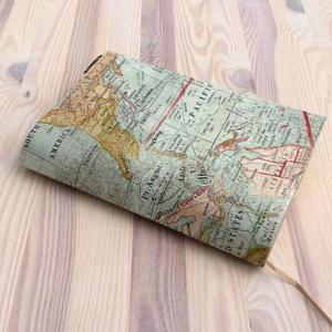 Obrázok Obal na knihu Mapa barevná