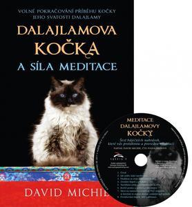 Obrázok Dalajlamova kočka a síla meditace + CD