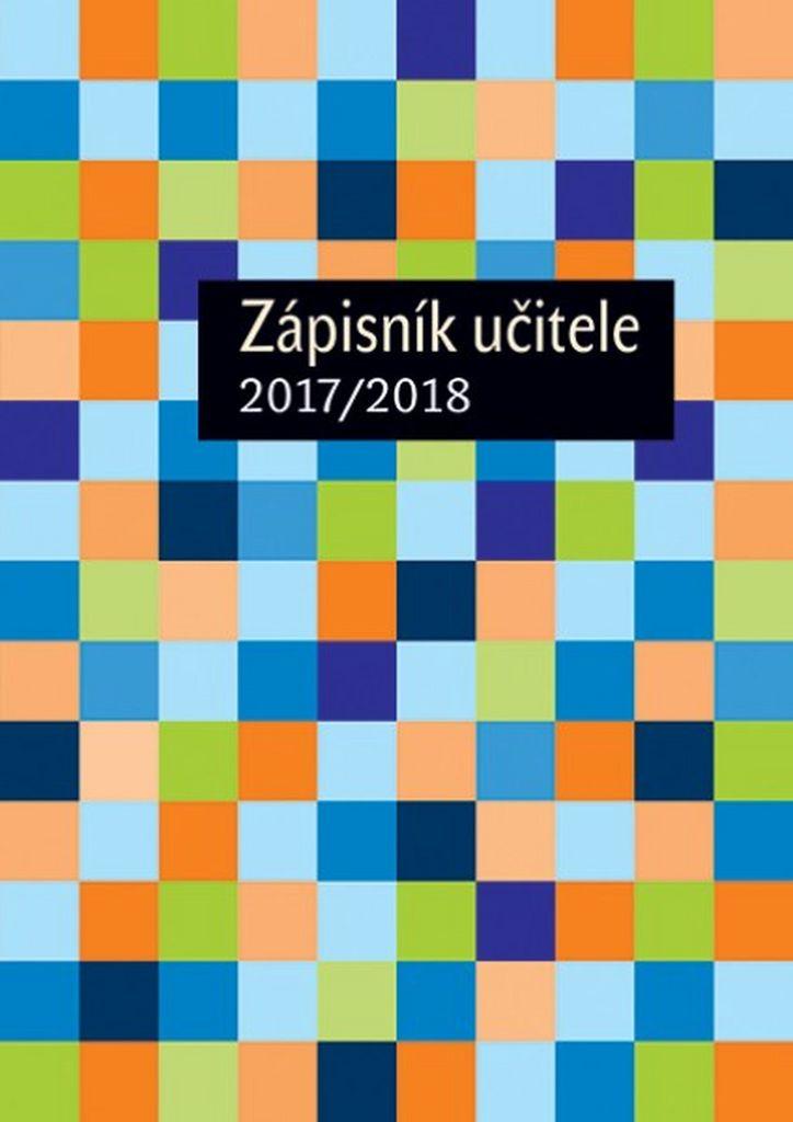 Zápisník učitele A4 2017/2018