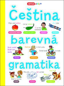 Obrázok Čeština barevná gramatika