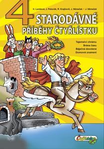 Obrázok 4 Starodávné příběhy Čtyřlístku