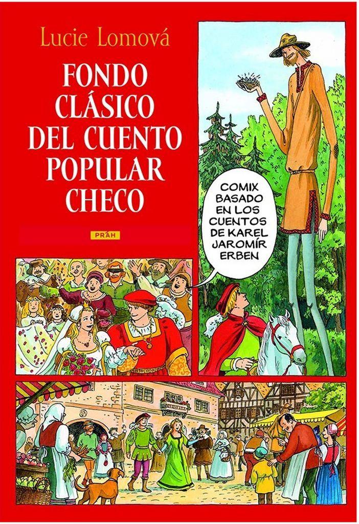 Fondo clásico del cuento popular checo (Zlaté české pohádky) - Lucie Lomová
