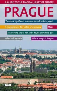 Obrázok Prague A guide to the magical heart of Europe (Praha Průvodce magickým srdcem)