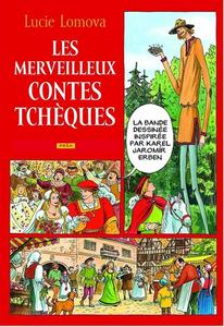 Obrázok Les Merveilleux contes Tchéques