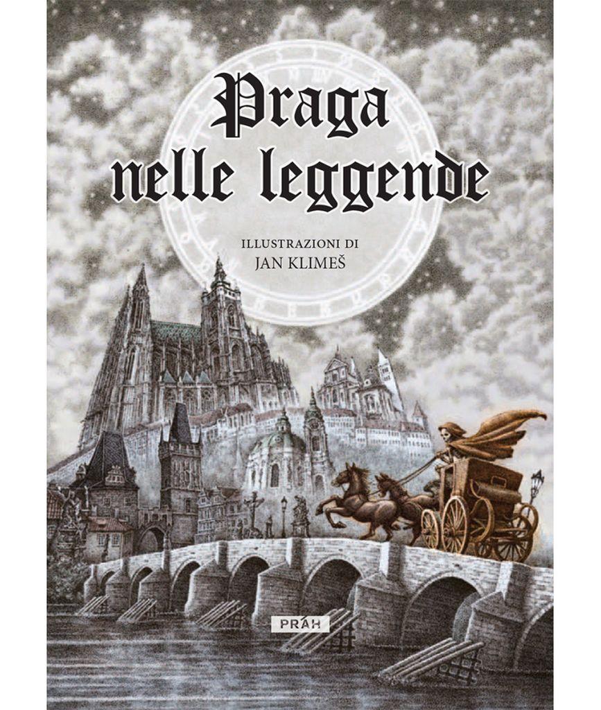 Praga nelle Leggende - Anna Novotná