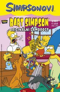 Obrázok Bart Simpson Originální samorost