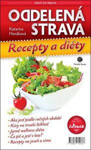 Obrázok Oddelená strava Recepty a diéty