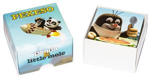 Obrázok Pexeso Panda a Little Mole