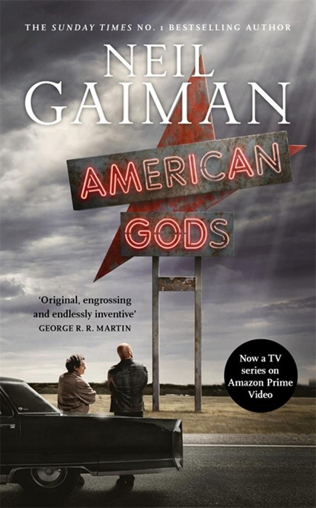 American Gods, TV tie-in - Neil Gaiman