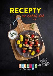 Obrázok Recepty zo života 35 Recepty na každý deň
