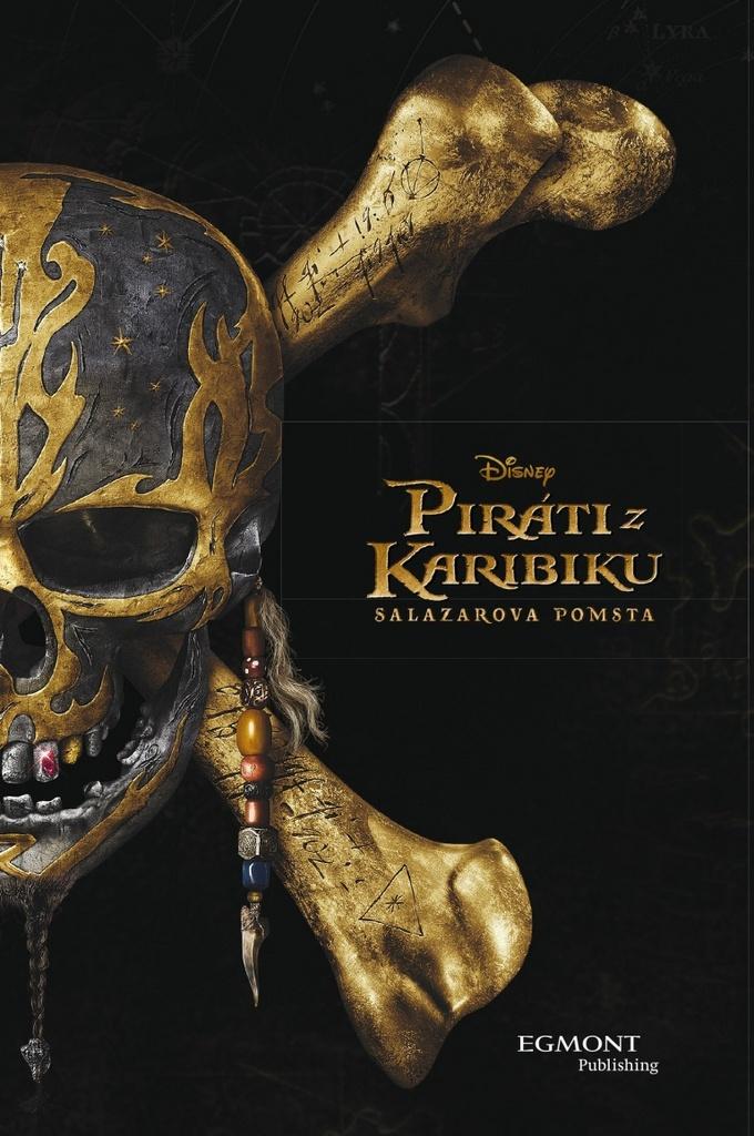 Piráti z Karibiku Salazarova pomsta (5) - Robin Nixon Pompa