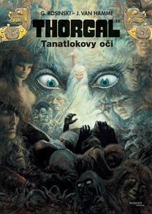 Obrázok Thorgal 11 Tanatlokovy oči