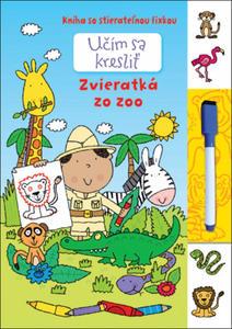 Obrázok Učím sa kresliť - Zvieratká zo Zoo
